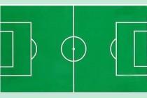 Hracia plocha na stolný futbal kód 1000100