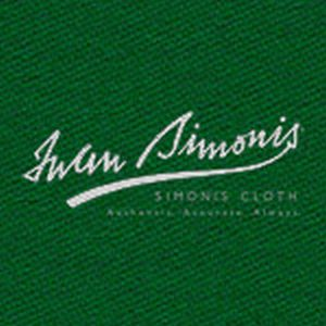 Plátno Simonis 5000 english green kód 20115000
